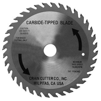 804 Crain Carbide Blade