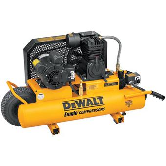 7091 D55170 & D55580 8 Gallon Electric Compressor
