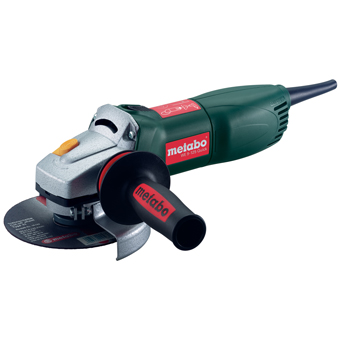 7953 Metabo WE9-125 Quick 5in Variable Speed Grinder