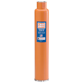 8124 Core Bore Heavy Duty Orange Core Bits