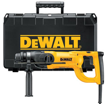 7829 DeWalt D25211K & D25213K D-Handle SDS Hammer