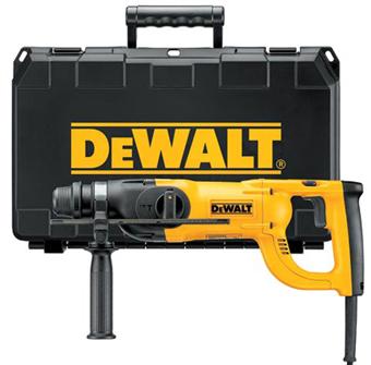 7829 DeWalt D25211K & D25213K D-Handle SDS Hammer