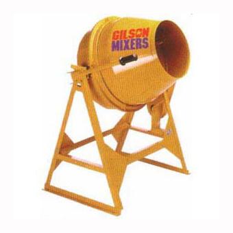 7925 Cleform Gilson 300UT Concrete Mixer 59015C