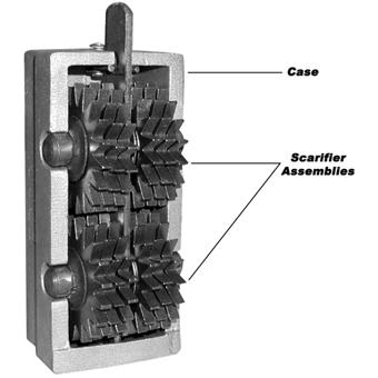 7977 Edco Surface Grinder Scarifier emblies ... Da Ssa Manual Generator Wiring Schematic on