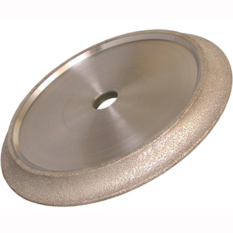 6254 Diamant Boart 6in Vacuum Brazed Profile Wheel