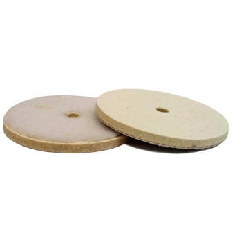 6230 Alpha Felt Wheel for polishing With Powder