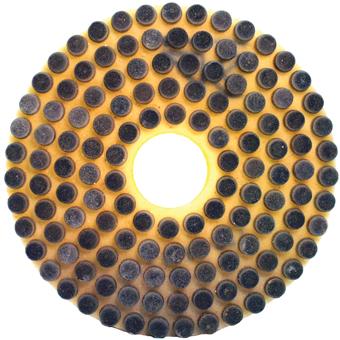 6190 Alpha Ceramica 3 Part Wet Stone Pads