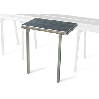 151348 MK Stone Saw 32inx20in Side Table