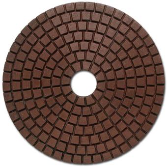 8033 MK 50 Grit Flexible Copper Bond Wet Grinding Discs