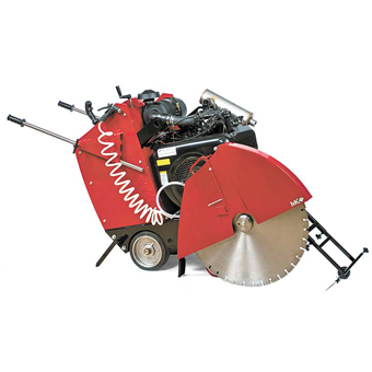 8041 MK-4000 Series Self-Propelled Concrete Saws