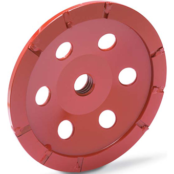8048 MK-604SG-2 Double Row Cup Wheel