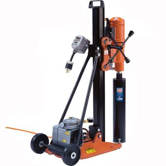 8107 Core Bore M-5 Combination Rig With Vacuum Pump