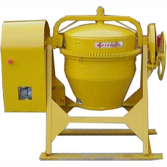 7926 Cleform Gilson 325UT Concrete Mixer 59020A