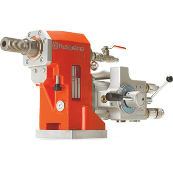 8237 DM 406 HL 6-Speed Hydraulic Drill Motor