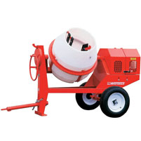 Concrete & Mortar Mixers