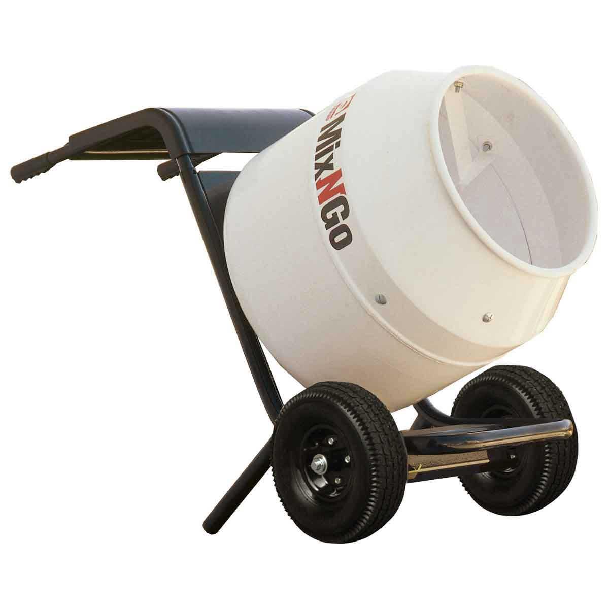 Multiquip Mix-N-Go Concrete Mixer