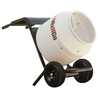 Concrete Mixer Steel Drum With Wheel