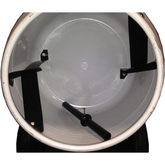Mix-N-Go Concrete Mixer steel drum