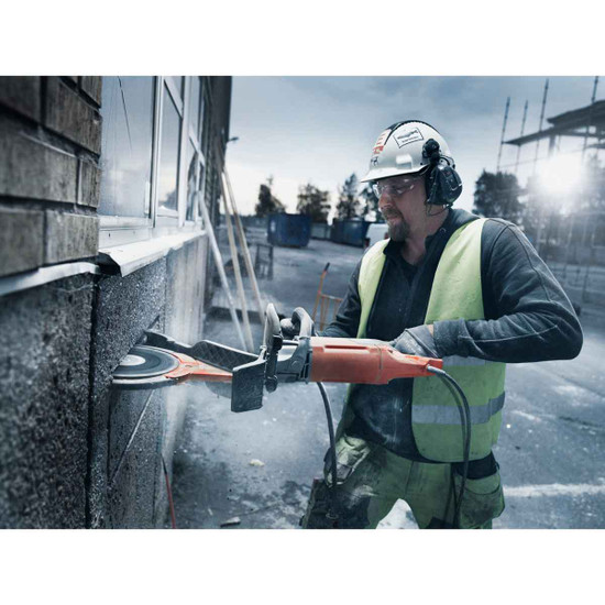 Husqvarna K 400 Channel Cutting Masonry