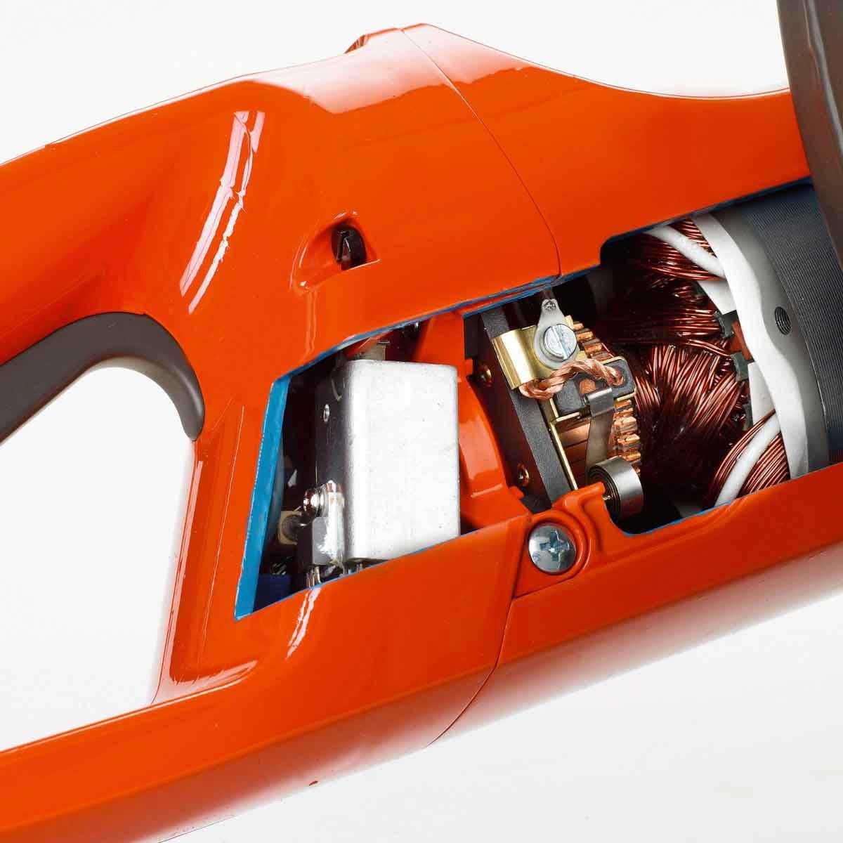 Husqvarna K3000 wiring spool
