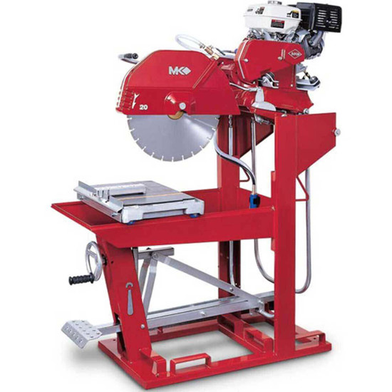 mk-5013g 13hp honda block saw