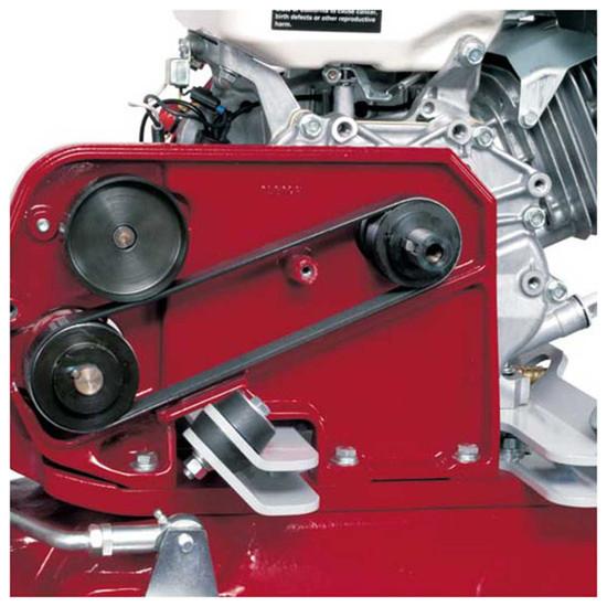 mk-5013g belt driven 13hp honda block saw