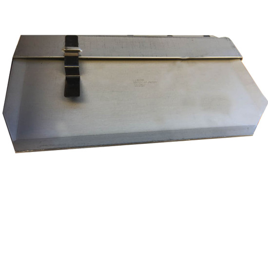 CL954F Multiquip Clip-on Float Blade, heat-treated trowel steel, for maximum wear resistance