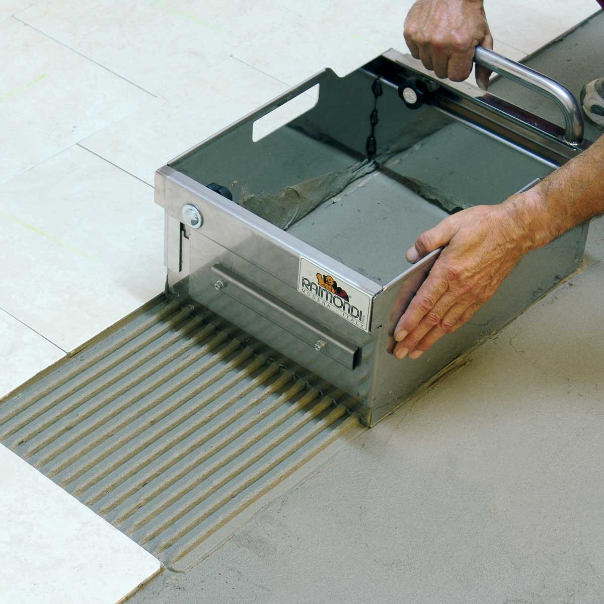 raimondi Colombo ceramic tile blade