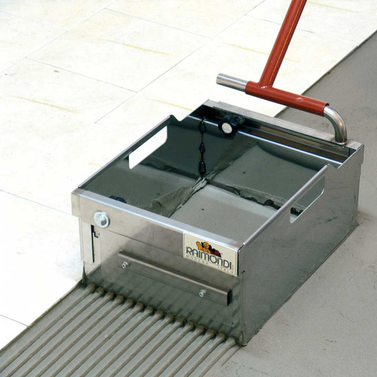 Raimondi Thinset Spreader with Extended Handle