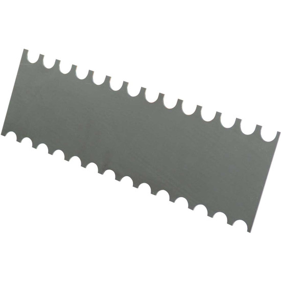 Raimondi Colombo U-Notched Trowel Blade