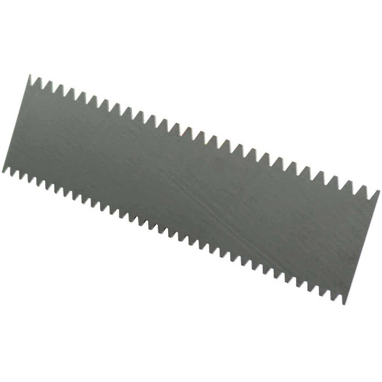 Raimondi Colombo V-Notched Trowel Blade