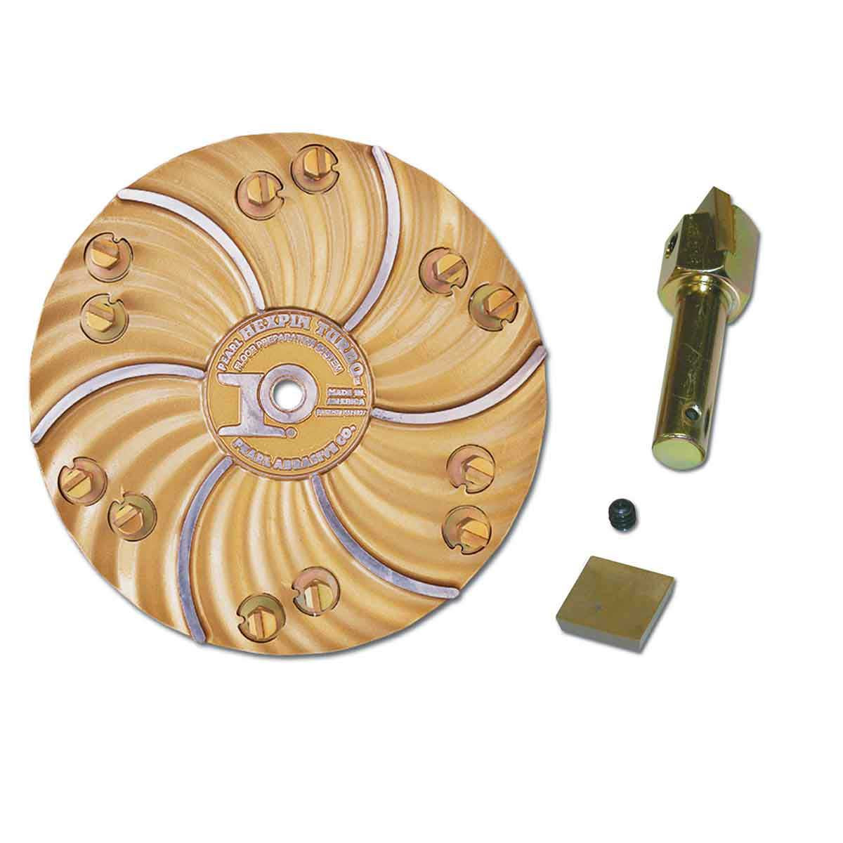 Pearl abrasive Carbide Hexpin