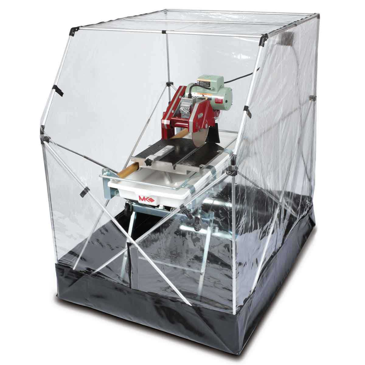 ... Barwalt saw shack with 10 inch wet tile saw ...  sc 1 st  Contractors Direct & Barwalt Saw Shack (4 x 4 x 5 ft) 70832. Contractors Direct
