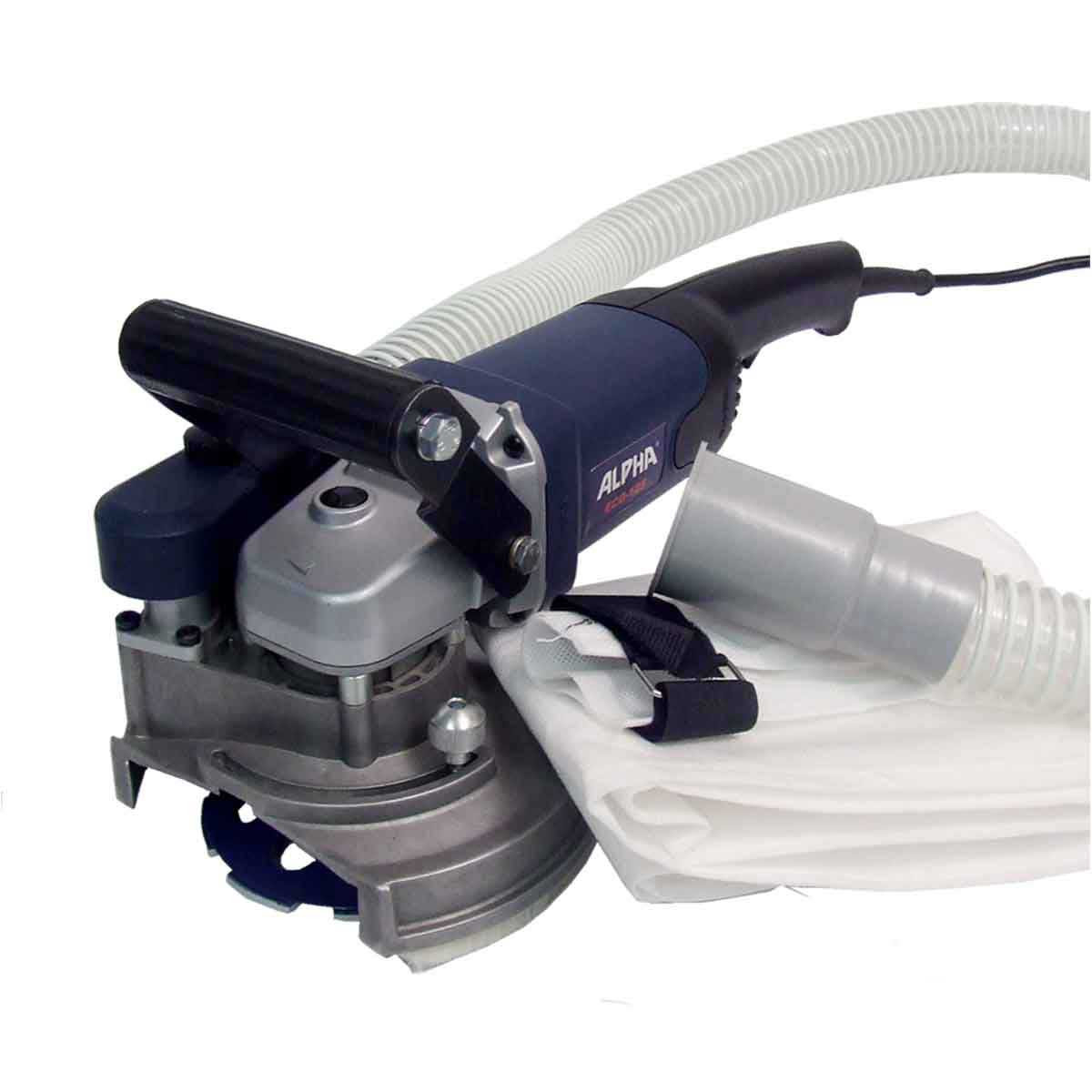 ECG-125 Alpha Dustless Ecogrinder