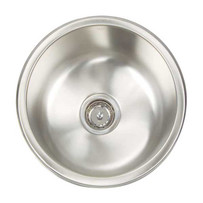 Artisan AO16-D8-D Single Bowl Round Sink
