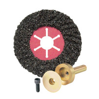 Pearl Abrasive Turbo Cut Hexpin Attachment HEX1FTC