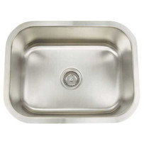 Artisan AR2318D10-D Premium Series Single Bowl Sink