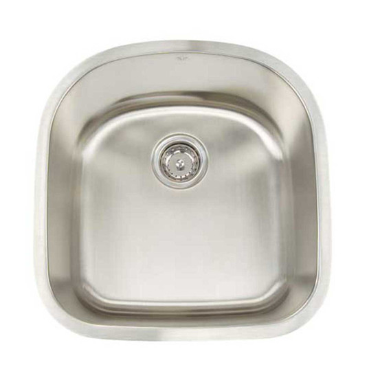 Artisan AR2120D9-D Single Bowl Sink