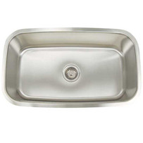 Artisan AR3118D9-D Premium Series Single Bowl Sink