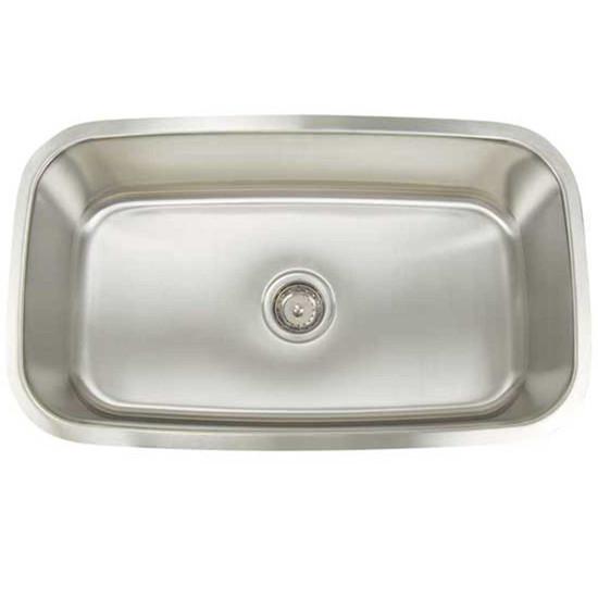 Artisan AR3118D9-D Premium Series Single Bowl Sink