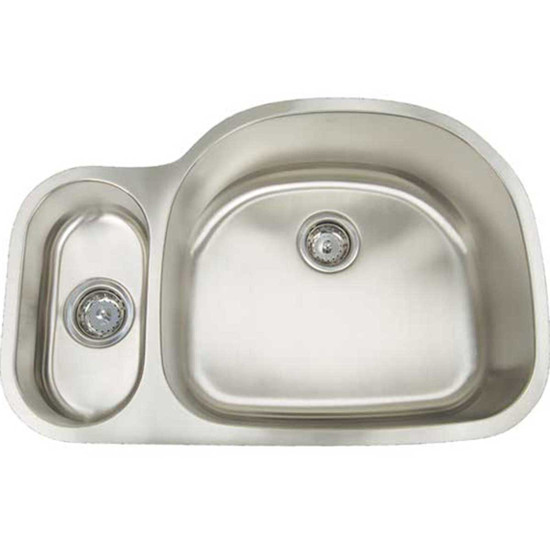 Artisan AR3121D95R-D Double Bowl Sink