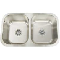 Artisan Sinks double bowl AR3218-D1