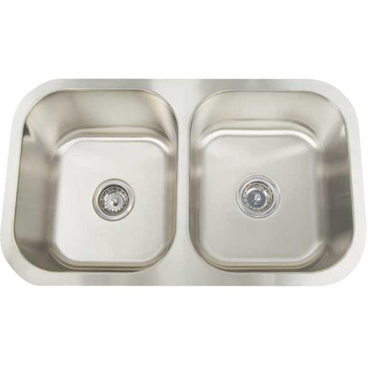 Artisan Sinks Double Bowl AR3218 D1