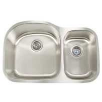 Artisan AR3220-D9/7 Premium Series Double Bowl Sink