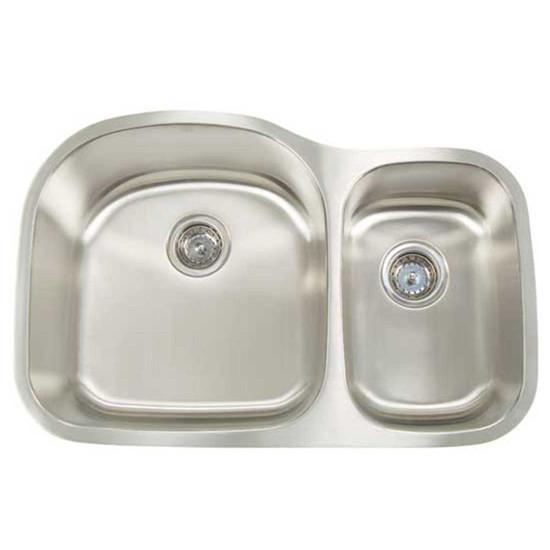 Artisan AR3220-D9/7 Premium Series Double Bowl Sink