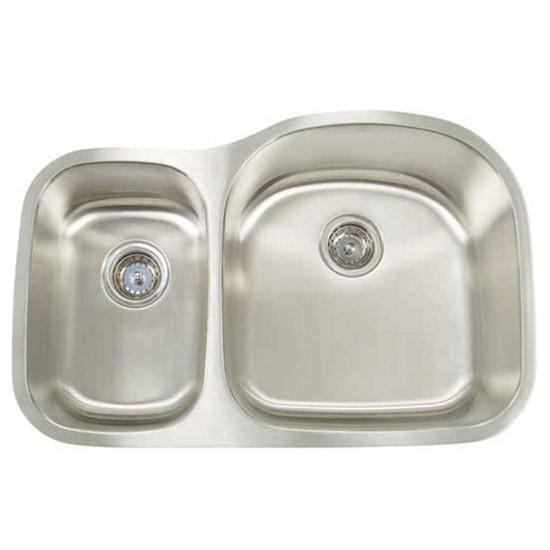 Artisan AR3220-D9/7R Premium Series Double Bowl Sink