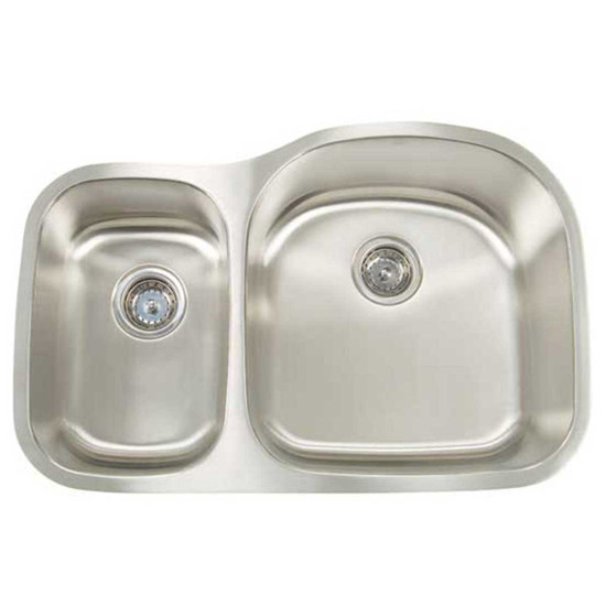 Artisan AR3220-D9/7R Premium Series Double Bowl Sink