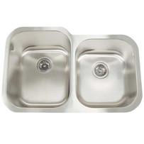 Artisan undermount Double Bowl Sink