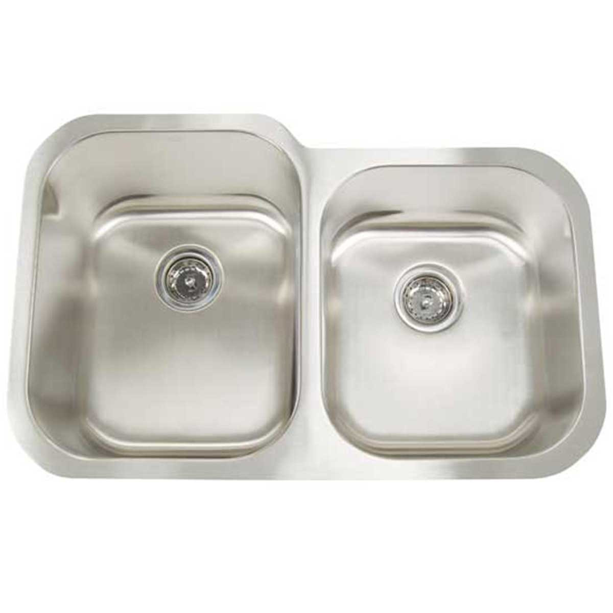 Artisan undermount Double Bowl Sink