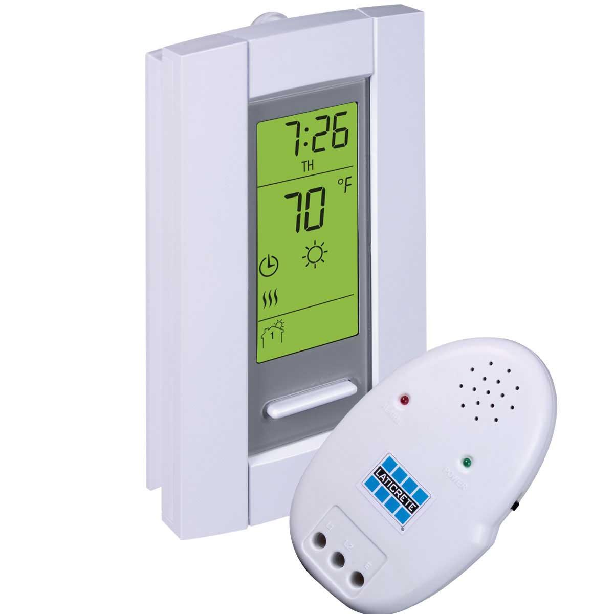 Laticrete Floor Heat Kit Thermostat